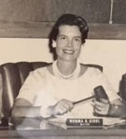 Norma Gibbs, as Mayor and member of the Seal Beach City Council.